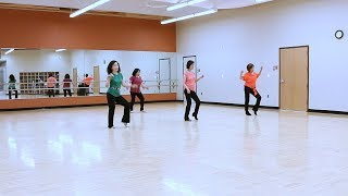 Baby Bandit - Line Dance (Dance & Teach) Video