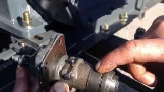 Ремонт топливного насоса Garden Scout (Скаут) R180, R190, R195, XT13, ZS1115
