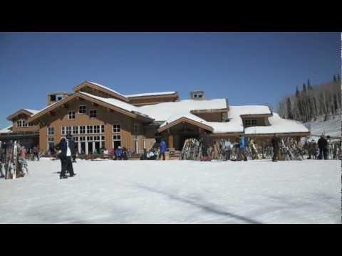Deer Valley Utah Ski Resort video tour