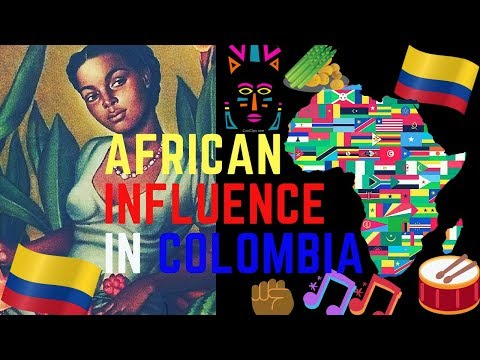 COLOMBIA TRAVEL: AFRICA | THE INFLUENCE IN COLOMBIA | Back To Bogota?? | Chanelle Adams