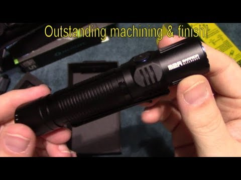 Olight M2R Warrior Flashlight Review!