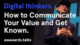 The Futur Founder Chris Do | How to communicate your value and get known | Awwwards San Francisco