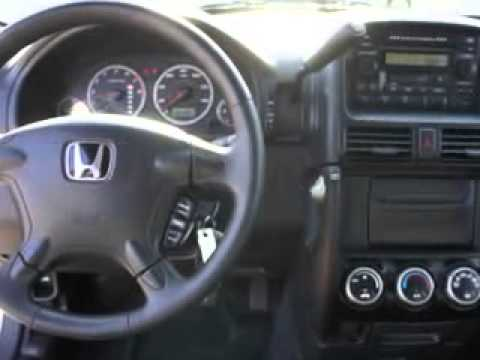 Used 2004 honda cr v ex greensboro winston salem high for Vann york honda high point nc