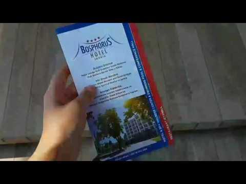 Hotel Tour / Hotel Bosphorus in Serbien