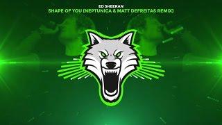 Ed Sheeran - Shape Of You (Neptunica ft. Matt Defreitas Cover Remix)