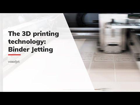 voxeljet   Industrial 3D printing solutions