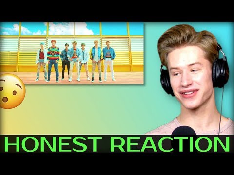 HONEST REACTION To BTS (방탄소년단) 'DNA' Official MV