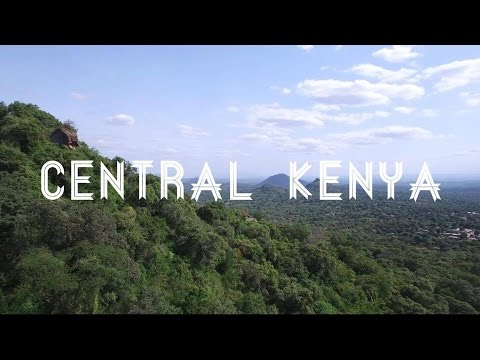 Beautiful Central Kenya from Above 🌍🇰🇪 Isolo & Meru Town « Africa 2016 Travel Vlog Ep.5