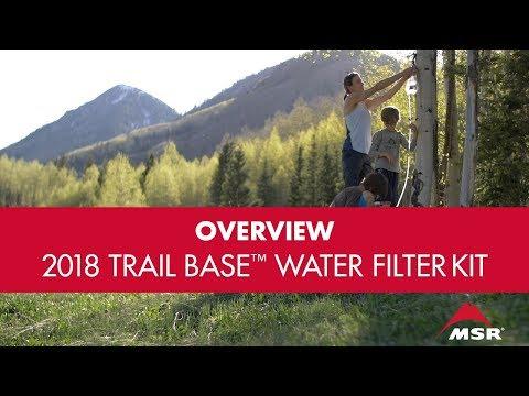 MSR Trail Base™ Water Filter Kit