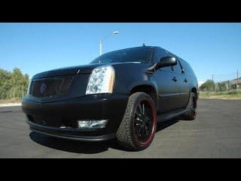 West Coast Customs S02E09 Escalade & Smart Car