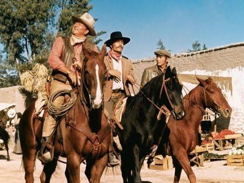 Big Jake 1971  John Wayne, Richard Boone, Maureen O'Hara  Western Movie .