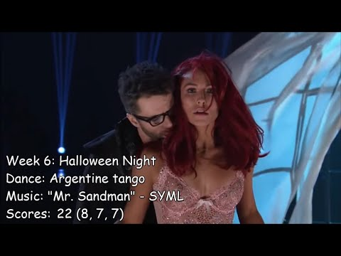 Bobby Bones - Dancing With The Stars Performances