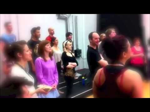 The Wedding Singer Sitzprobe