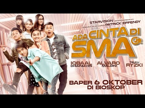 ADA CINTA DI SMA Official Teaser Tayang 6 OKTOBER 2016