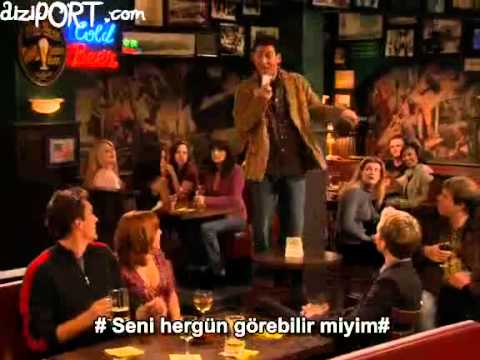 HIMYM ted karaoke cheap trick