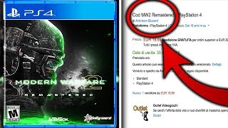MODERN WARFARE 2 REMASTERED is CONFIRMED... (MW2 REMASTERED)