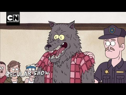Werewolf On Trial I Regular Show I Cartoon Network