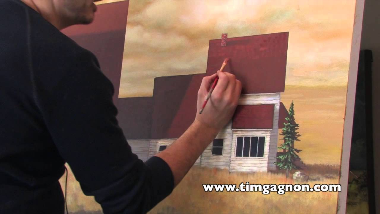 Acrylic Landscape Painting Tips And Tricks Painting