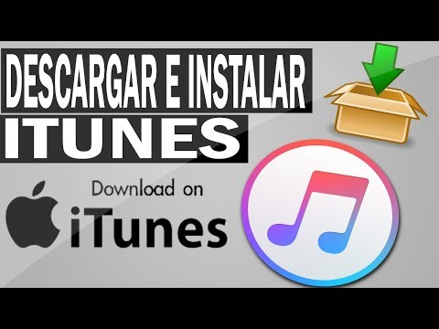 Como descargar e instalar Itunes para PC, Windows 7  8  8.1  10 Ultima version 2017