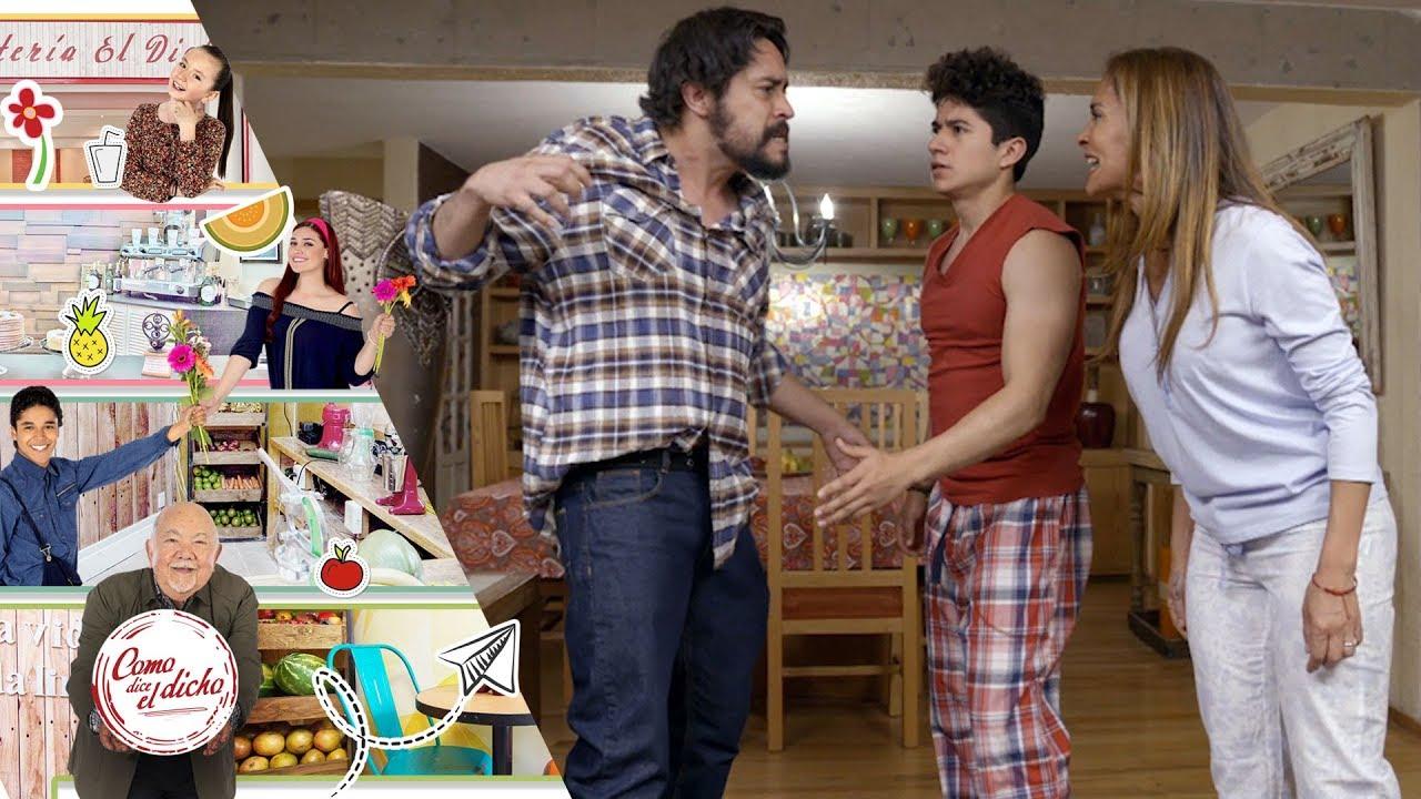 Martín se convierte en el réferi de sus padres | Cuando fuiste martillo...| Como dice el dicho