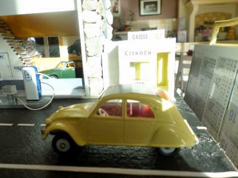 garage Citroën année 60/70