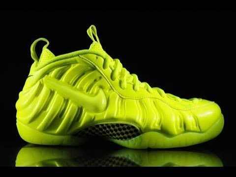 fcee45dca46 How To Make Air Foamposite Pro Volt - NBA 2K18 - YouTube