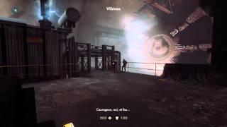 """Wolfenstein: The New Order Walkthrough Chapitre 9 """"Nouvelles Tactiques"""""""