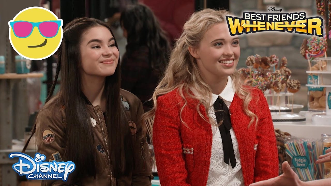 Download Best Friends Whenever   Working Nine to Fudge   Official Disney Channel UK