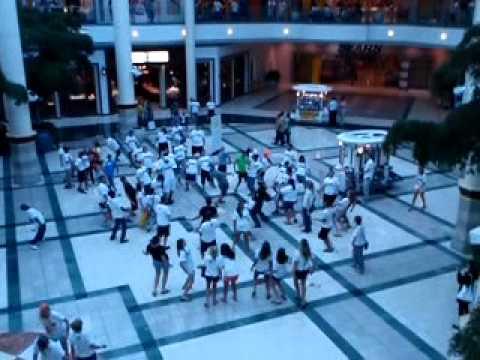 ESM flash mob-