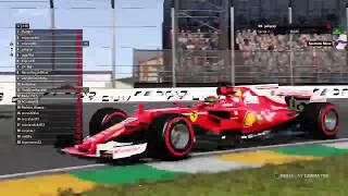 FRL - F1 2017 - REALISTIC CAR PERFORMANCE RACE #5 LIVE