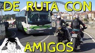 De ruta con amigos - Enseñando a Gato nuestra zona! thumbnail