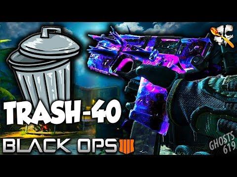 NEW KAP-45 in Black Ops 4 (IT SUCKS)