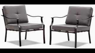 Strathwood Basics 6-piece All-weather Furniture Set