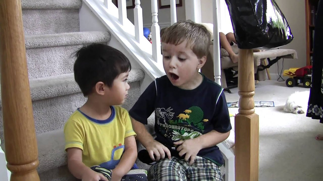 Adorable Kids Arguing Youtube