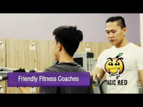 Club Tour - Anytime Fitness Mall of Asia