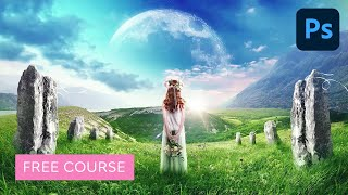 Photo Manipulation for Beginners | FREE COURSE