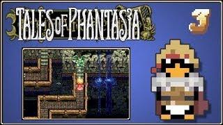 Tales Of Phantasia #3 - Salimos del acueducto
