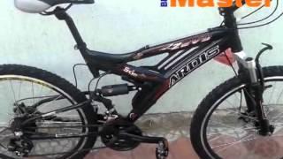 Ardis Zevs обзор горного велосипеда