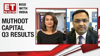Madhu Alexiouse of Muthoot Capital on Robust Q3 results   Earnings with ET Now