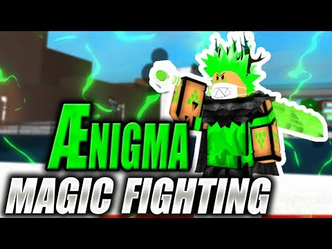 AMAZING NEW MAGIC RPG GAME in Roblox
