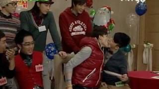 【2PM】ニックンとウヨン (クヌ - khunwoo キスゲーム)