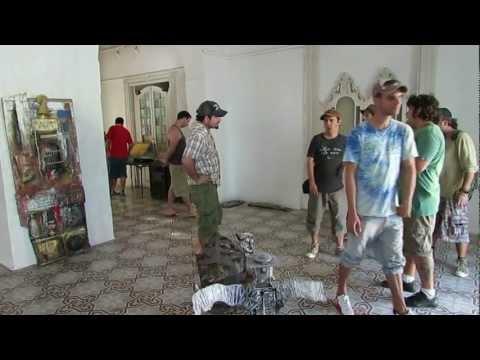 Cubanocanadian Art Exhibition Cuba December 2012