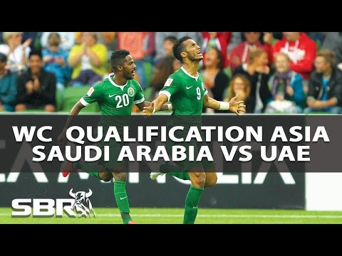 Saudi Arabia vs UAE 11/10/16 | WC Qualifiers Asia | Predictions