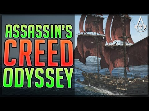 LEAK INFOS - Neues Assassin's Creed ODYSSEY RELEASE am 23. November 2018? thumbnail