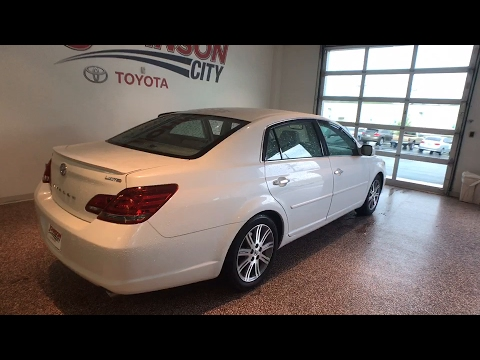2008 Toyota Avalon Johnson City TN, Kingsport TN, Bristol TN, Knoxville TN, Ashville, NC 17846A