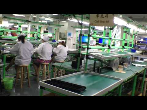 Seeed Studio Facility walk-through (China) - Solid Pop-up Factory