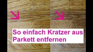 Life Kratzer Aus Holzmöbeln Entfernen Rulmeca Germany