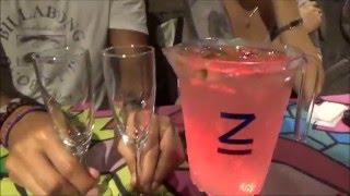 Alcatraz Restaurant in (Shibuya)Tokyo, Japan! Cool foods/drinks.