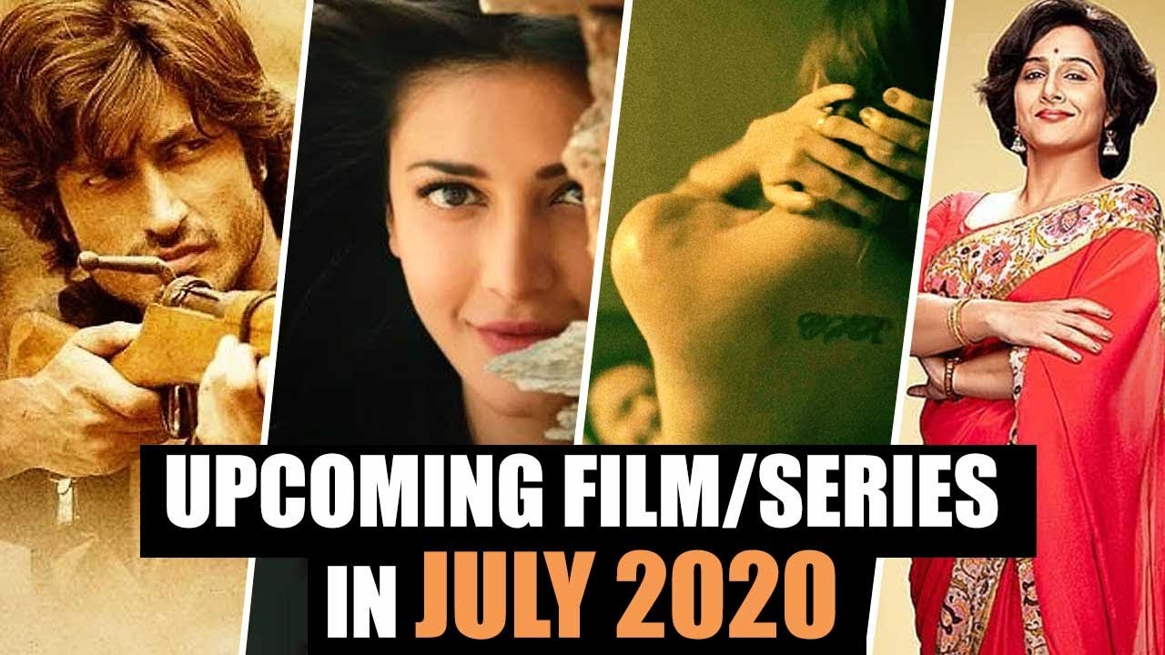 Top 7 Upcoming Web Series  & Film in JULY 2020 | OTZ Media