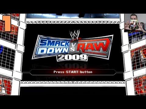 WWE SmackDown vs. Raw 2009: Road to WrestleMania #1